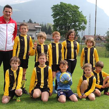 Fußballturnier E-Jugend in Sterzing