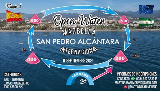 Open Water Marbella 3.8k y 1.9k