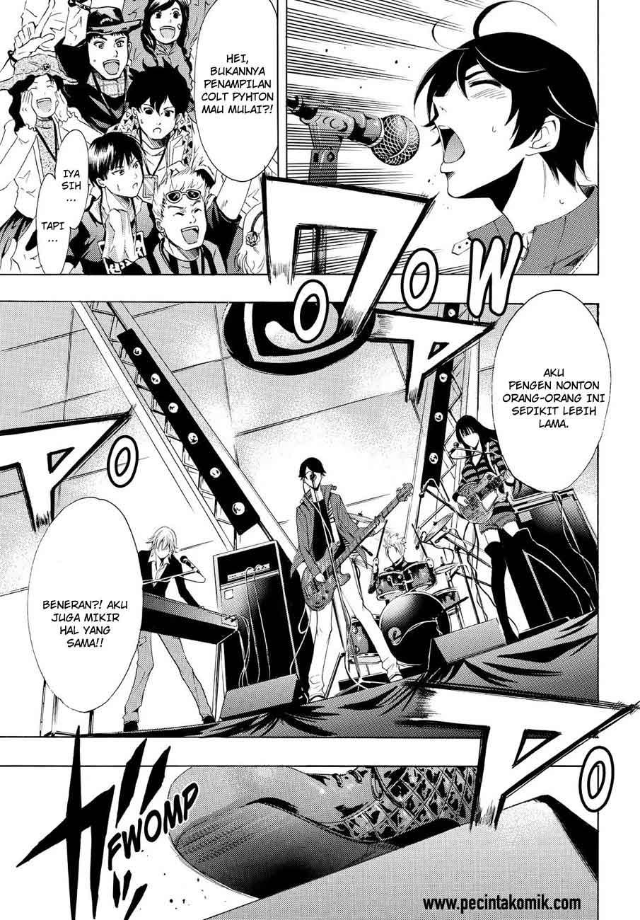 Fuuka Chapter 96-6