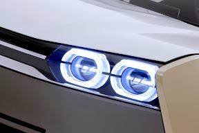 Nissan IDx Freeflow Headlights