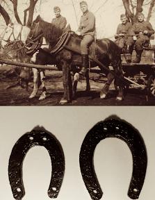 Hoefijzers van de Wehrmacht