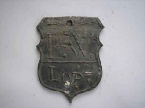 Naam: PW Plaats: LoppersumJaartal: 1850