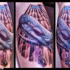 whale - tattoo designs
