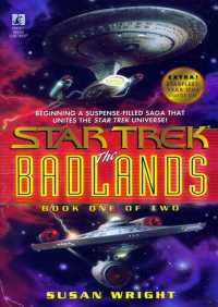 The Star Trek: The Badlands By Susan Wright