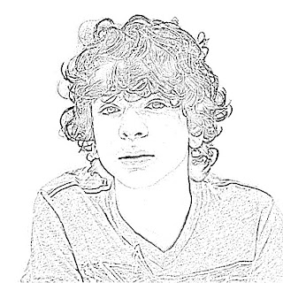 Adam G Sevani Sketch