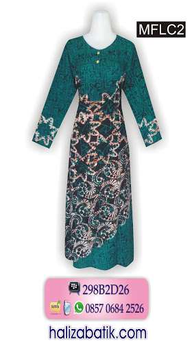 model batik, contoh baju batik, batik modern