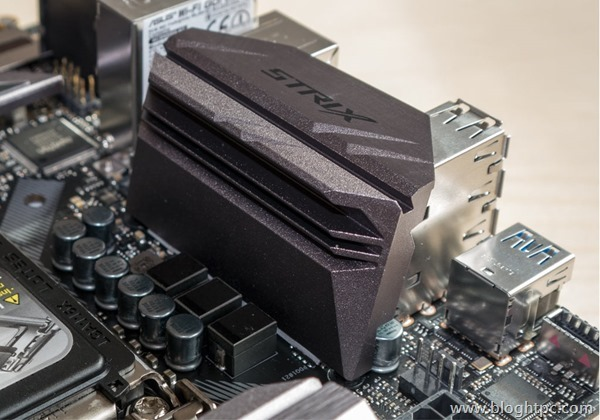 Refrigeración Asus STRIX Z270i GAMING