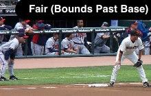 Fair (Bounds Past Base)