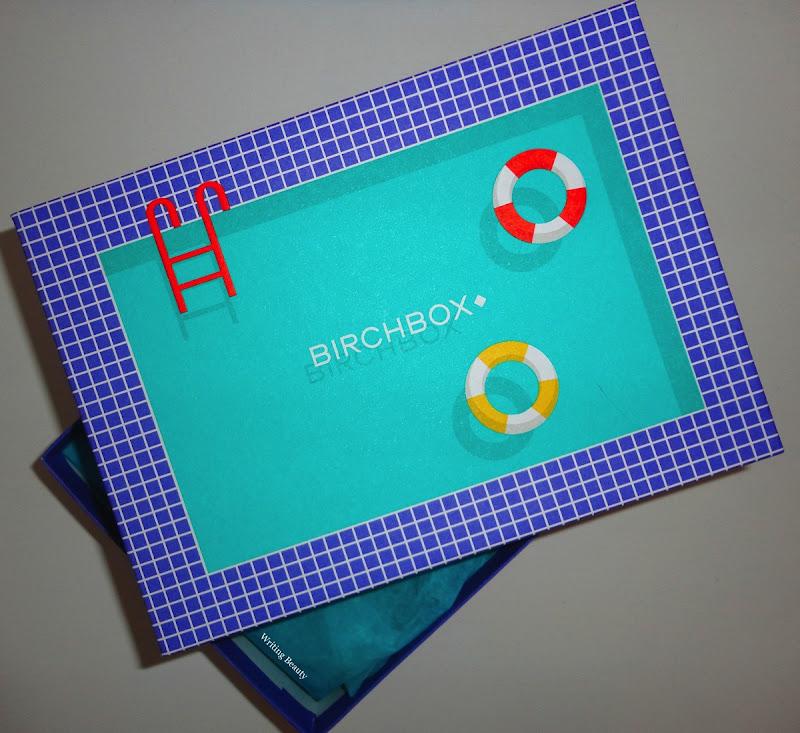 August 2015 Birchbox 1