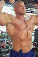 Big Buff Muscular Hunks Bodybuilders Hot Photos Set