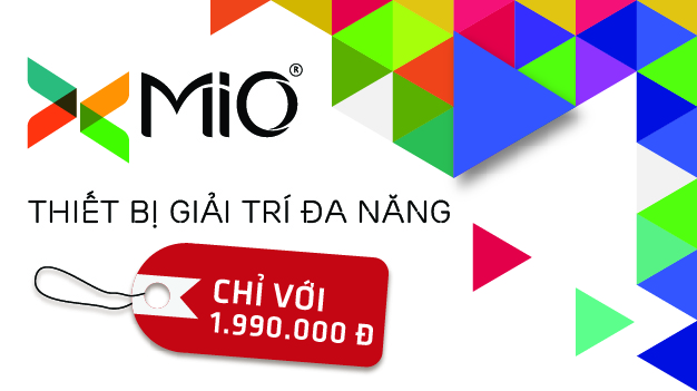 Box Smart Tivi XMIO Viettel xem phim miễn phí