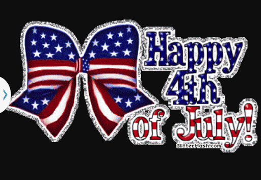 HAPPY 4TH OF JULY - 5