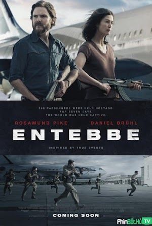 Phim Chiến Dịch Entebbe - 7 Days in Entebbe (2018)