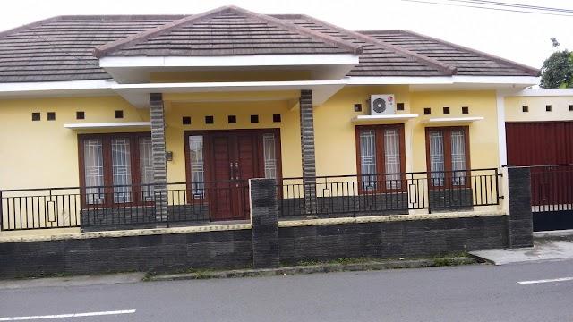 Rumah Jongke dekat Jogja City Mall