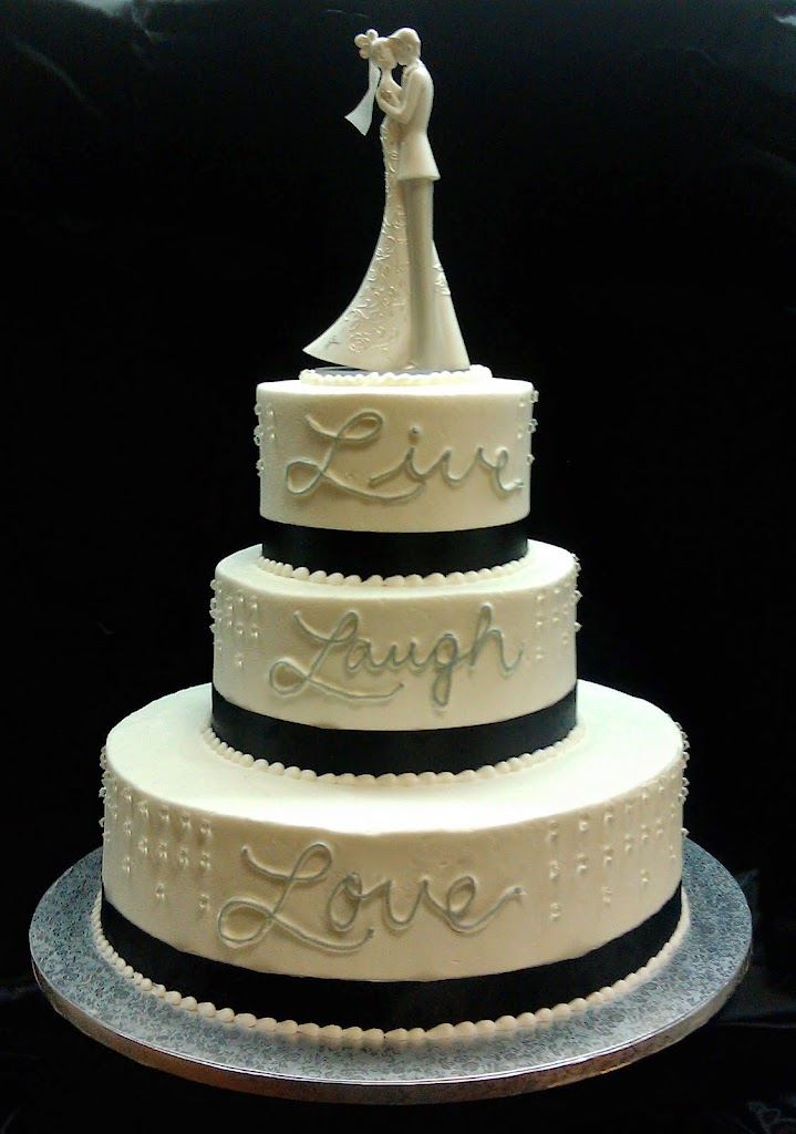 Wedding Cake Bakery In Orland Park