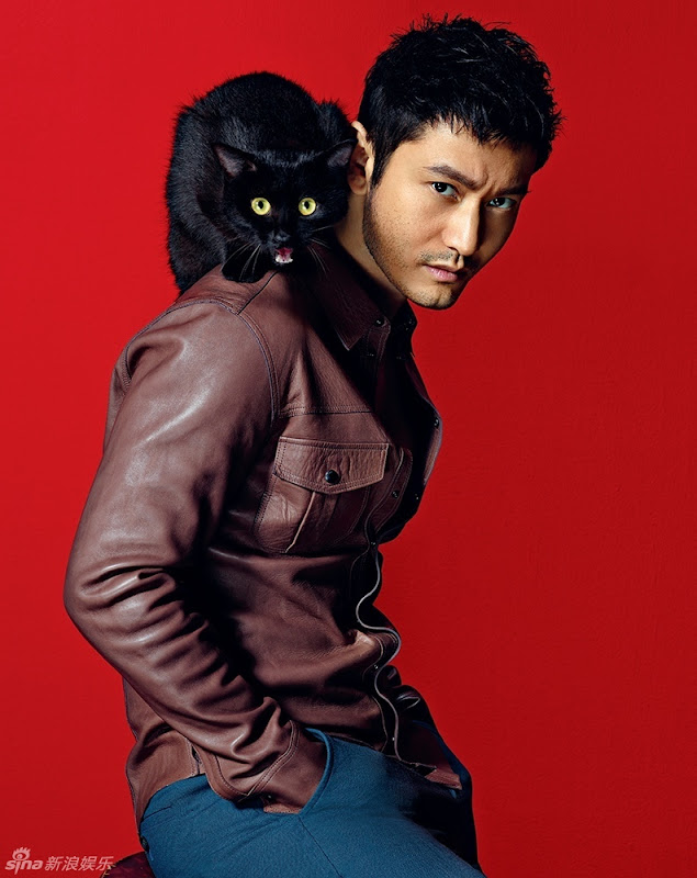 Huang Xiaoming China Actor