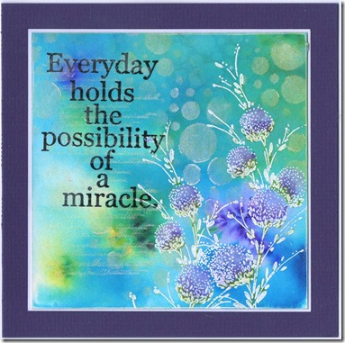 EVERYDAY MIRACLE 2