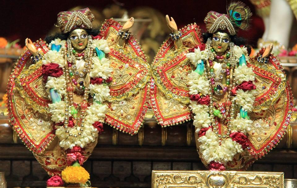ISKCON Delhi Deity Darshan 29 May 2016 (6)