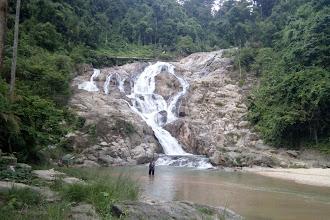 Air Terjun Di Kuala Krai,  Kelantan