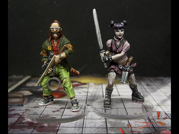 zombicide miniature