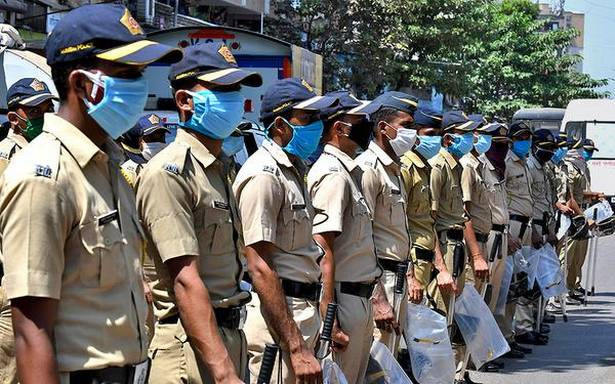 बिहार में कोरोना से 5 पुलिस कर्मियों की मौत, 202 कोविड पॉजीटिव
