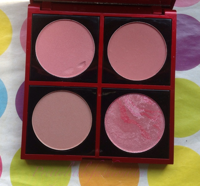 Fashionista Customised Blush Palette