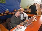 Michel et Patrick, nos fidèles préposés à la régie radio