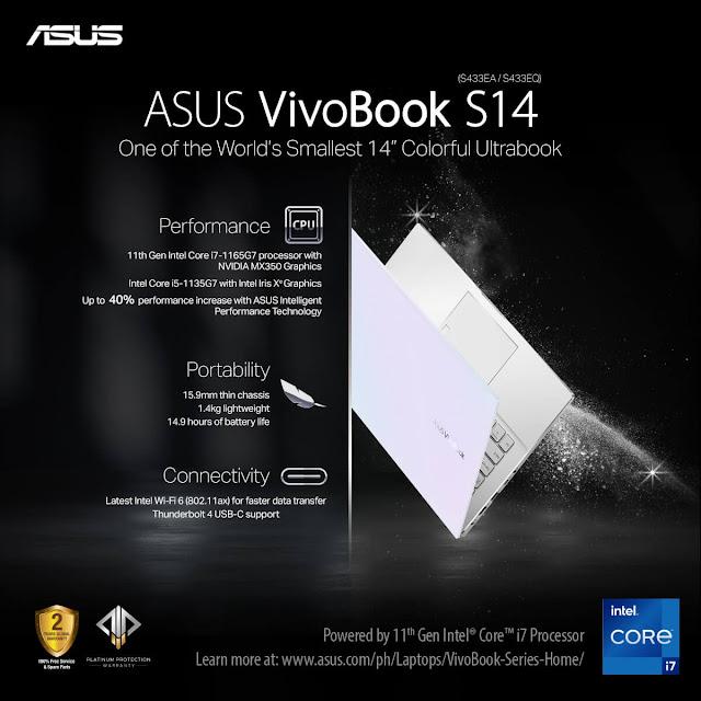Patty Villegas - The Lifestyle Wanderer - ASUS - 11th Gen - Intel - Laptops - Vivobook S14