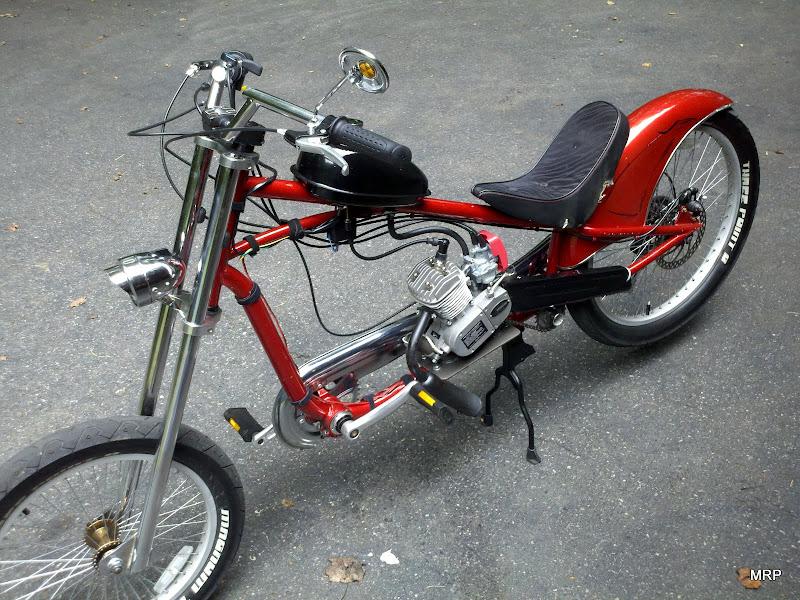 Grubee Skyhawk Gt2b Carb Question Motorized Bicycle
