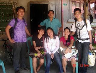 April 18: Lorenzo Baraoil Aunt's Residence (Alcala, Pangasinan)