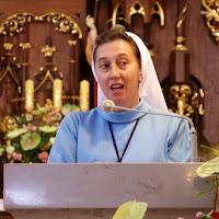 Wizyta misjonarki z RPA siostry Barbary Skóra 3.09.2017r.