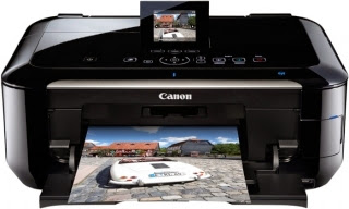 download Canon PIXMA MG6250 printer's driver