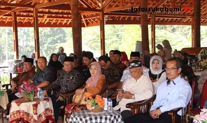 Disnak Kabupaten Sukabumi Sukses Pasok Telur dan Daging Serta Garap Pasar Murah Rakyat