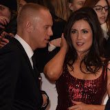 OIC - ENTSIMAGES.COM - Judge Rinder and Susanna Reid at the  The BRIT Awards 2016 (BRITs) in London 24th February 2016.  Raymond Weil's  Official Watch and  Timing Partner for the BRIT Awards. Photo Mobis Photos/OIC 0203 174 1069