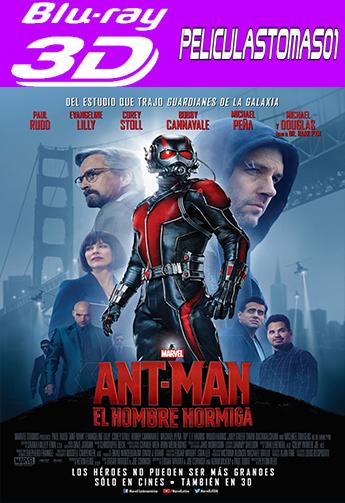 Ant-Man: El hombre hormiga (2015) 3DFull (HOU/SBS)