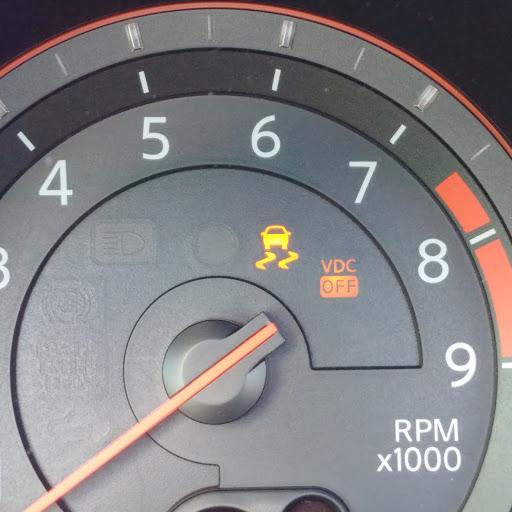 Alert and VDC lights - Nissan 370Z Forum