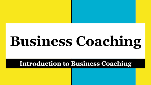 Business Coaching - Better Manage Now