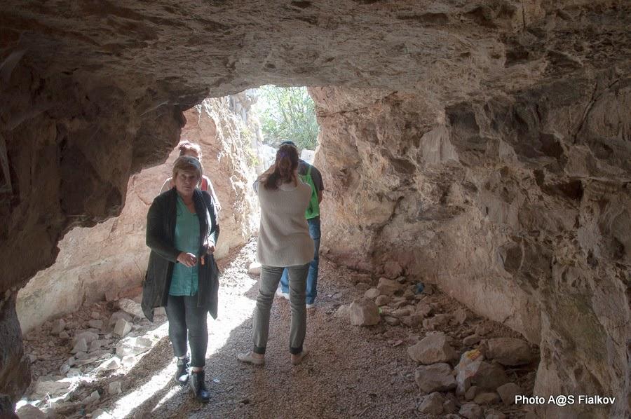 Цфат. В крепости крестоносцев. Экскурсия по Верхней Галилее. Гид в Израиле Светлана Фиалкова.