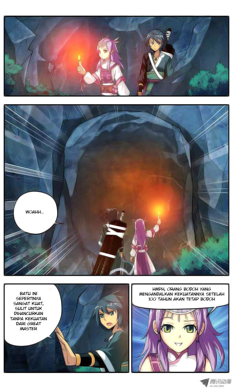 Dilarang COPAS - situs resmi www.mangacanblog.com - Komik battle through heaven 022 - chapter 22 23 Indonesia battle through heaven 022 - chapter 22 Terbaru 23|Baca Manga Komik Indonesia|Mangacan