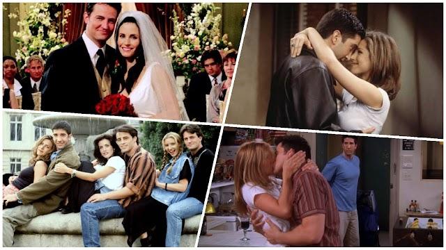 Friends especial de dia dos namorados: Os Melhores casais da série