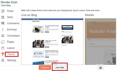 How To Remove Blog Name From Page Title In Blogger