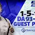 1-10 Guest Posts - DA 93-40 - Real Websites