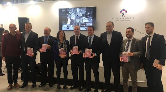 Casa Puga celebra su 150 aniversario en Fitur con la presentación de su libro
