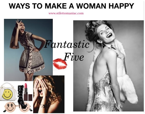 ways to make a woman happy