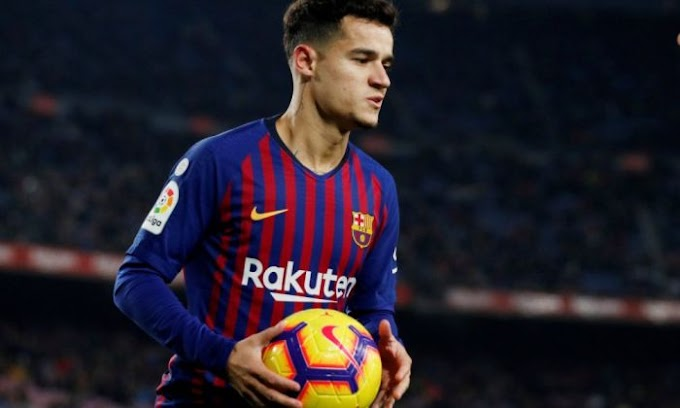 Barcelona Take FINAL DECISION On Coutinho's Future Amid Interest From Man United & Chelsea