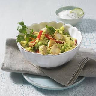 Vegetable Couscous Salad.