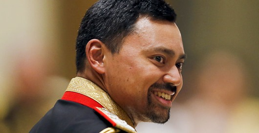 BRUNEI-ROYAL-WEDDING/