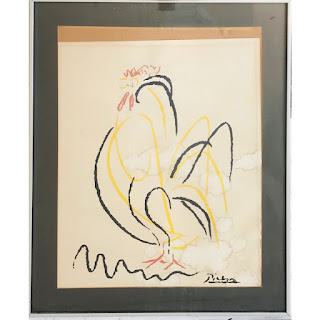Picasso Open Edition Lithograph