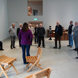 Wandersänger Kulturanlass im Stadtmuseum Aarau am 18.Februar 2016.