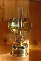 Mini-Kon-Tiki lamp